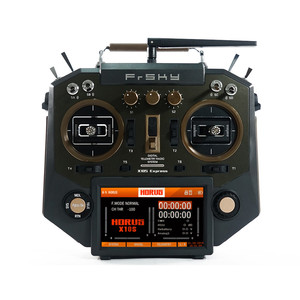 Image 4 - FrSky Horus X10 X10S Express Transmitter Boasts 24 channels with a Faster Baud Rate and Lower Latency for RC FPV Racing Drone