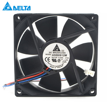 for delta ASB0912M 9025 12V 0.20A ultra quiet chassis power supply cooling fan wholesale nzxt df1402512sedn 12v 1 68w 0 14a 140 140 25 14cm chassis power supply fan