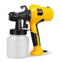 Professional Sprayer 400W 220V EU Plug High Power Home Electric Paint Sprayer   M25|Paint Tool Sets| |  -