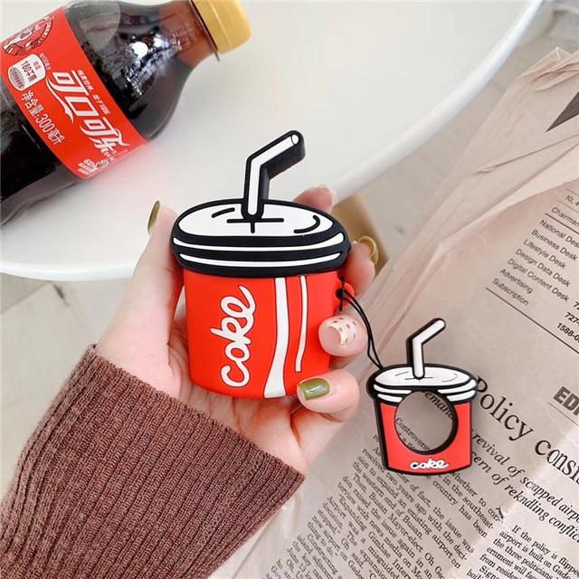 Coke AirPod Case