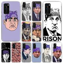 Prison Mike Hard Case Coque for Huawei P20 Lite P30 P40 Lite P40 Pro+ P30 Pro P10 P Smart Plus Z Funda Capa(China)