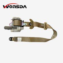 Car Safety Belt Assembly fit for TOYOTA Crown Adjustable Safety Strap 3 Points Front Seat Belts