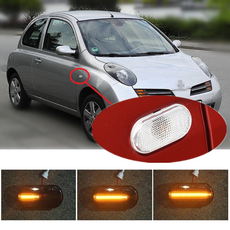 FIT 2010 11 12 13 14 15 NISSAN Micra K13 MARCH TAIL LAMP LIGHTS RH Right Side
