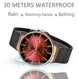 Image 4 - LIGE Brand Luxury Women Watches Fashion Quartz Ladies Watch Sport Relogio Feminino Clock Wristwatch for Lovers Girl Friend 2019
