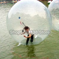 2M Ball Free Shipping Inflatable Water Walking Ball 2M Dia Water Zorb Ball For Lake/Pool Giant Hamster Ball For Human Low Price