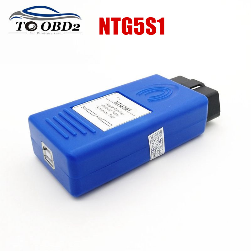 High quality NTG5S1 NTG5ES2 NTG5 S1 CarPlay For Apple CarPlay And Androidauto Auto Activation Tool  For Mercedes NTG5 1 via OBD2