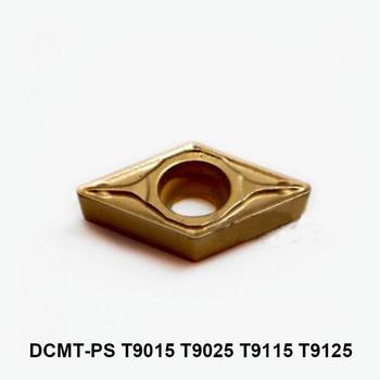 Original Tungaloy DCMT070202-PS DCMT070204-PS DCMT11T304-PS DCMT11T308-PS T9025 T9015 T9115 T9125 Carbide Inserts Lathe Tools фото