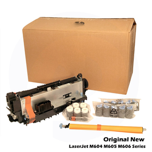Image 3 - Nuovo originale Per HP M601 M602 M603 M604 M605 M606 Kit Fusore Fuser Assembly Kit di Manutenzione CF065A CF064A F2G77A F2G76A