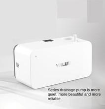 Pompe de vidange M1 pour condensat, pompe de ventilation silencieuse, vidange automatique, hauteur d'environ 12m