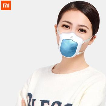 Xiaomi Q5S Electric Anti-haze Mask Respirator PM2.5 Breathing Filter Reusable Mouth Cover Electric Mask Supply Air