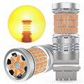 2X P27W 3156 P21W BAU15S LED Canbus No Hyper Flash Turn Signal Light Amber For Mercedes w204 w213 w211 w205 w212 w203 Benz
