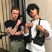 Rig For Men Bag From Fashion Belt Streetwear Ins Walkie Functional Tactical Shoulder Crossbody Bags The Hip Hop Mens