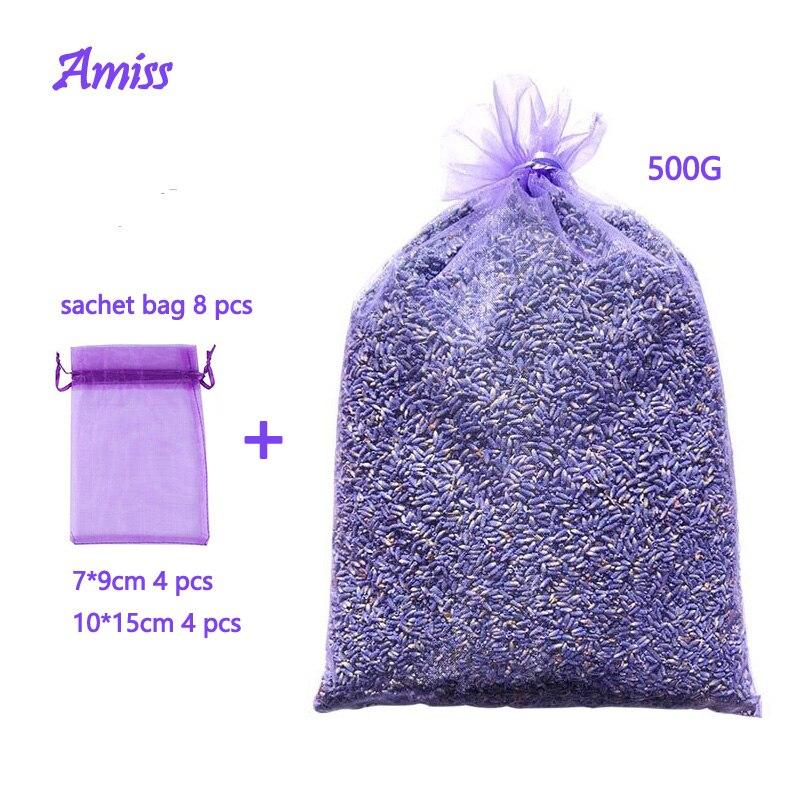 500g Getrocknete Lavendel Beutel groß verkauf getrocknete lavendel blumen lavendel beutel DIY Hause Beutel Duft blume zimmer luft frischer