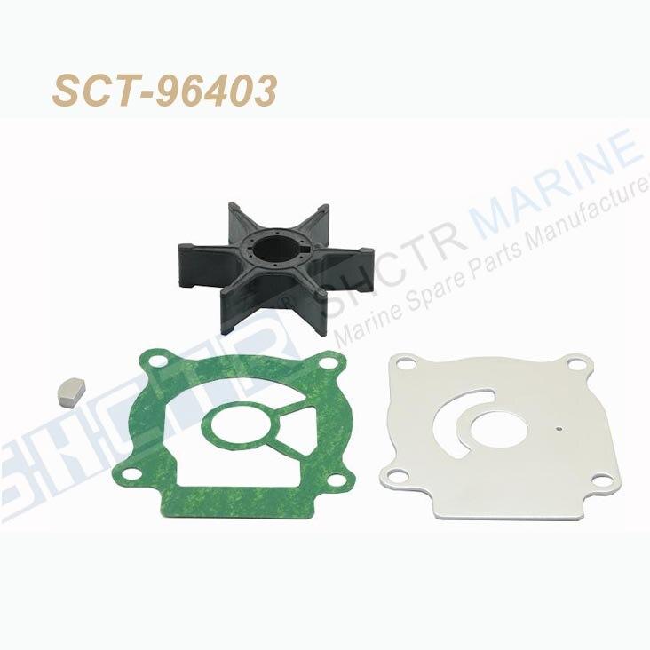 SHCTR Water Pump Repair Kit For 17400-96403 17400-96353,18-3242,20/25/30/40HP