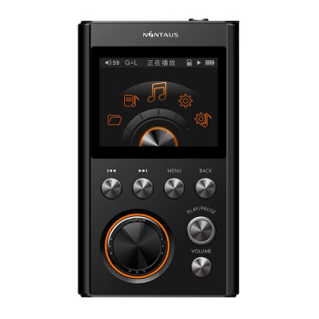 X10S MP3 Hifi Music Player 16GB DSD64 2.0inch TFT Color Screen DAC WM8965 CPU Mini Lossless HiFi Player amps IC Decode