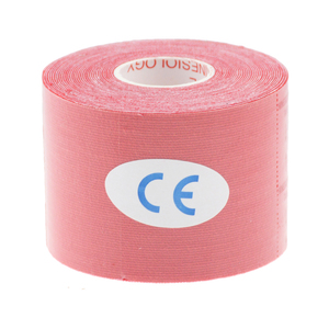 Image 5 - 1Pc Cotton Sports Tape 2.5CMX5M Muscle Sticker Medical Bandage Intramuscular Patch Closure Kinesiology Tape Elastic Patch Tape