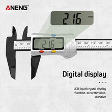 цена на Digital Caliper 6 inch Electronic Vernier Caliper  Micrometer Digital Ruler Measuring Tool 150mm 0.1mm