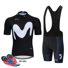 2019 Ropa ciclismo hombre Cycling Jersey Set Short Sleeve City ciclismo Maillot go pro Ciclismo Uniformes Quick-dry MTB Bike Top цены