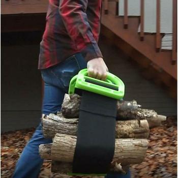 Mobilne narzędzie meblowe uchwyt do przenoszenia ruchome pasy transportowe do mebli przenoszenie mebli przenoszenie narzędzi transportowych tanie i dobre opinie CN (pochodzenie) Inne 150KG BYD-001 Moving belt Handling tools Plastic ABS+polypropylene silk webbing 296G