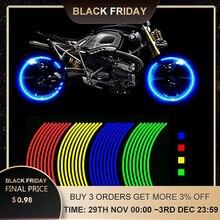 Motorfiets Sticker Styling Wiel Hub Velg Streep Reflector Voor Ktm Duke 1290 Super R Gt 200 RC200 390 C390 250 690 690