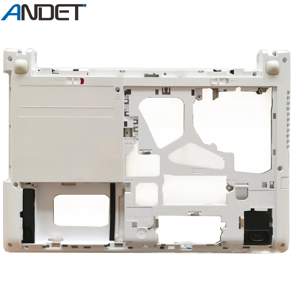 New Original For <font><b>Lenovo</b></font> G40 G40-30 G40-45 G40-70 <font><b>Z40</b></font> Base Bottom Cover Lower <font><b>Case</b></font> White AP0TG000310 image