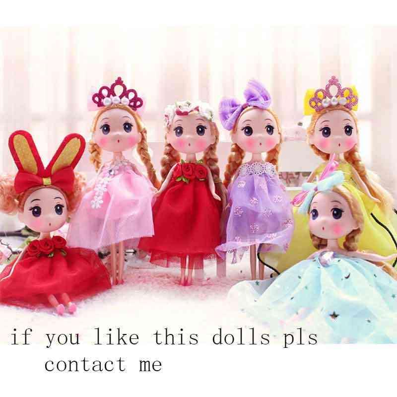 Новый стиль кекс Куклы Принцесса 9 см кекс сюрприз кукла деформируемые Bonecas игрушки для детей подарок на день рождения мини чашка торт кукла
