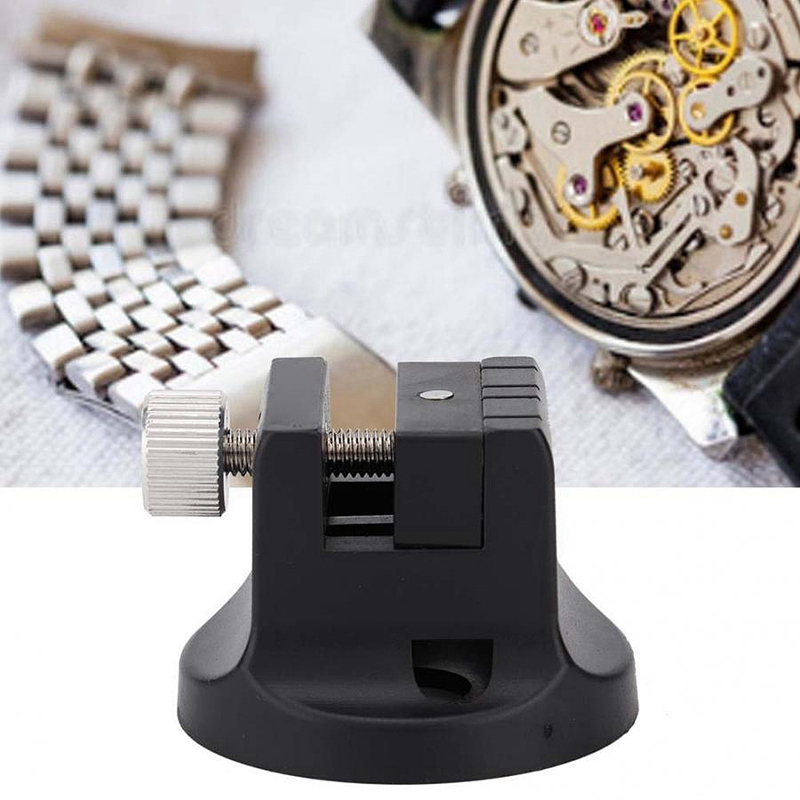 Watch Repair Tool Watch Band Strap Fixing Base Adjusting Tool Watch Repairing Maintenance Tools Accessories Tool For Watchmakers