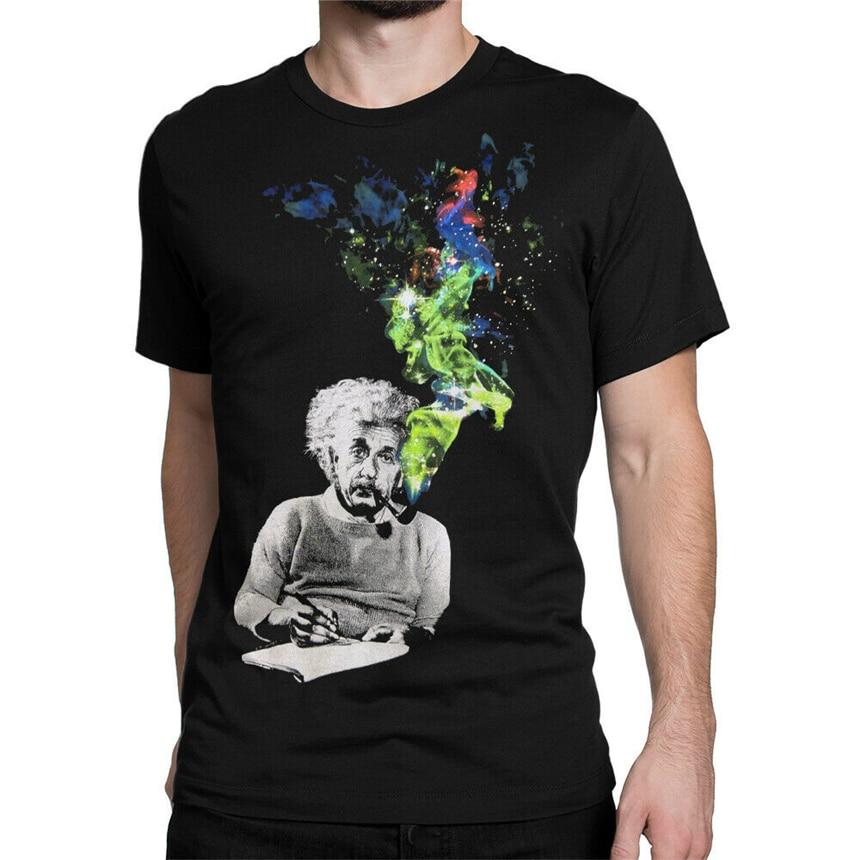 Gitarre T-Shirt Rock Musik Albert Rockstein Herren Lustige Einsteinscience Geek