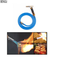 2.5M Welding Gas Torch Hose Explosion Proof Ignition Liquefaction Soldering Tool