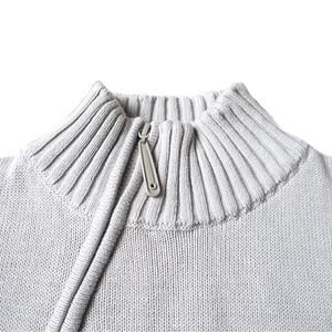 Image 4 - Watch Dogs Aiden Pearce костюм для косплея костюмы для взрослых мужские трикотажные вязанные Топы зимние свитера пуловер