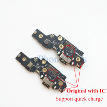 цена на 1x Original USB Dock Connector Charging Charger Port Board Flex Cable for Nokia X5 / 5.1 Plus