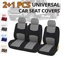 Чехлы для сидений 1 + 2, для универсального транспортера/фургона, для Renault Peugeot, Opel Vivaro