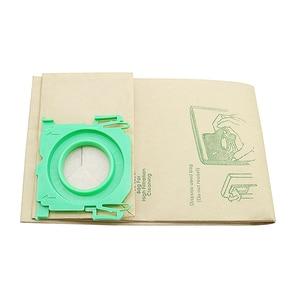 Image 3 - 10 stücke staubsauger taschen passt für Sebo Staubsauger Hoover Taschen X/C/370X1 X 4X4X7 Extra/Haustier WIRD 5093ER C Bereich und 370 470