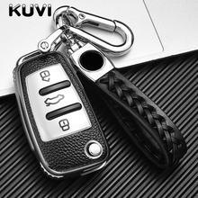 Funda protectora de TPU para llave, funda de llave a distancia para Audi A1, S1, A3, S3, A4, A6, RS6, TT, Q3, Q7, 2006-2012