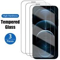 1/2/3/pieza de vidrio templado para iphone 7 8 8s 7s 6s 6 plus Protector de pantalla para iPhone X XS X Max XR