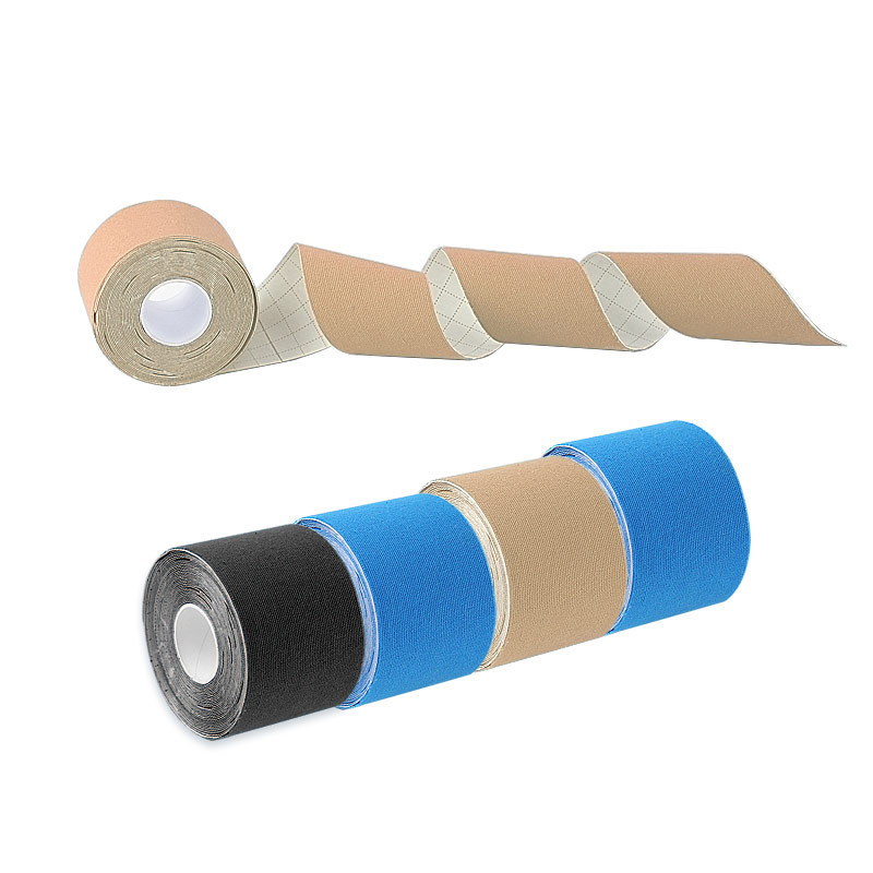 Muscle Paste Sports Bandage Profession Running Fitness Knee Ankle Strain Stickers Muscle Cloth Tape
