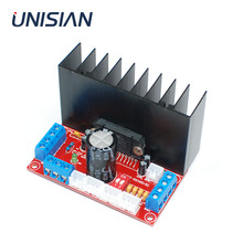 UNISIAN TDA7850 4,0 каналов плата автомобильного усилителя звука 4X50W High Powr TDA7850 четырехканальный усилитель для автомобильной системы auido
