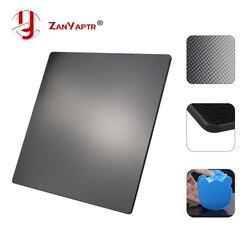 Plataforma de impressora 3d ultrabase aquecida construir placa de vidro de superfície 220x220x5.5mm cama térmica compatível para impressora 3d anet a8
