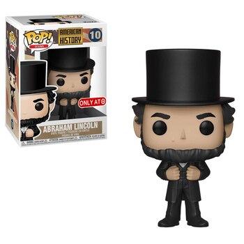 Funko POP-figuras de acción de la historia americana, modelo coleccionable de juguetes...
