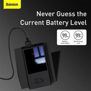 Baseus Power Bank 20000 мАч 5