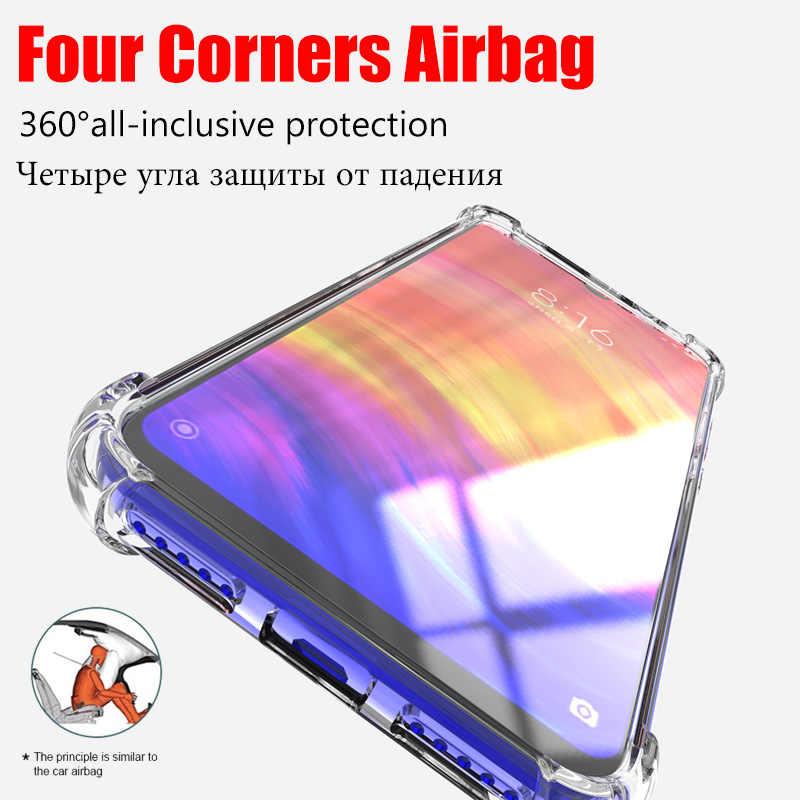 Противоударный чехол для телефона для Xiaomi mi 9 8 SE 6 5 5X 6X mi X 2S 3 A1 A2 Lite чехол для Red mi Note 7 6 6A 5A 5 Plus 4X 4A 4 K20 Pro