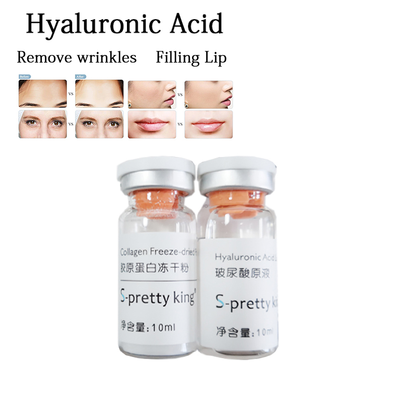 High Quality Hyaluronic Acid Remove Eye Bags For Atomizer Hyaluronic Pen Dermal Filled Cells Hyaluronique Acid For Mesotherapy