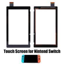 Tela de toque touchpad vidro digitador substituir para nintend interruptor controlador ns console digitador da tela toque