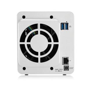 Image 5 - 2 Bay HDD NAS 2bay NAS for Home SOHO Office Network Storage Cloud Server 1Gb Memory 1*RJ 45 G Ethernet Raid Function
