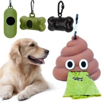 Dog garbage bag dispenser  1