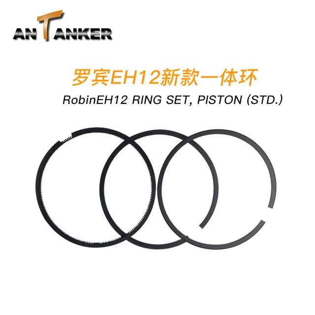 Фото поршневое кольцо для поршневого кольца robin eh12 нестандартное