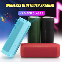 High Quality Outdoor Bluetooth Speaker Waterproof Super Bass Mini Portable Wireless Column Loudspeaker