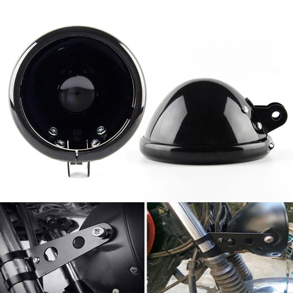 5.75inch Light Bulb Daymaker Shell Bucket Davidson Mounting Bracket Davidson Headlights Bracket