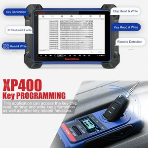 Image 4 - Autel MaxiIM IM608 wszystkie kluczowe narzędzie do programowania i Autel APB112 inteligentny klucz symulator i G BOX2