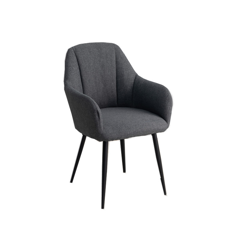 Nordic Ins Style Modern Minimalist Home Restaurant Chair Combination Cafe Milk Tea Shop Net Red Back